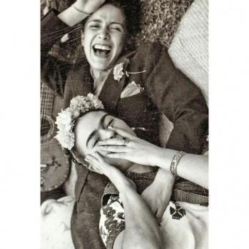 Frida Kahlo-  Kadın... Sanatçı... Feminist...
