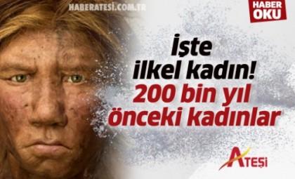 200 BİN YILLIK KADINLAR