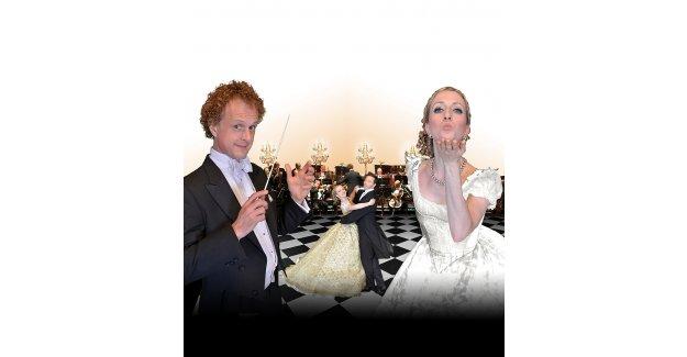 Johann Strauss Orkestrası İş Sanat'ta