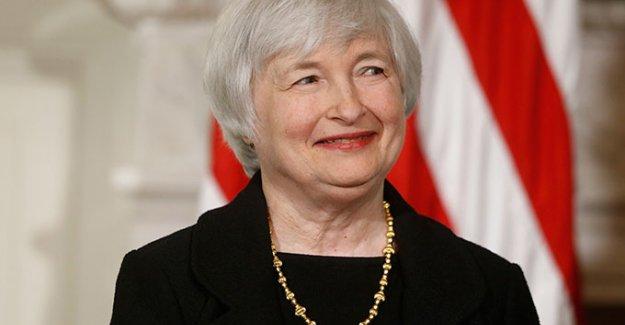 """YELLEN: """"Faiz artışı ekonomimize olan güvenin işareti"""""""