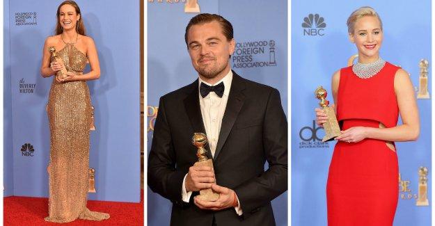 Altın Küre En İyi Kadın Oyuncu Ödülü Brie Larson'un oldu