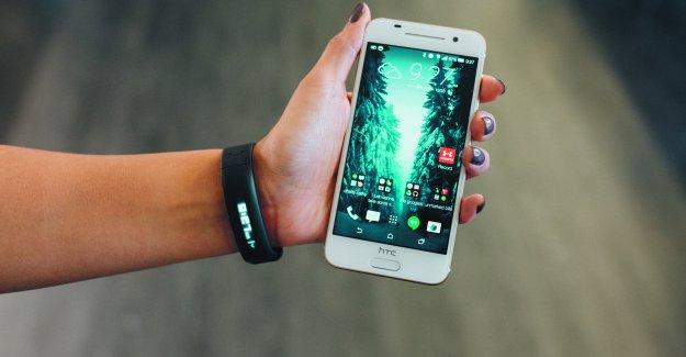 HTC'den sağlık için UA HealthBox