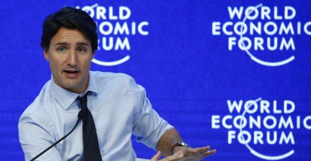 """Justin Trudeu:""""Erkekler feminist olmaktan korkmamalı"""""""