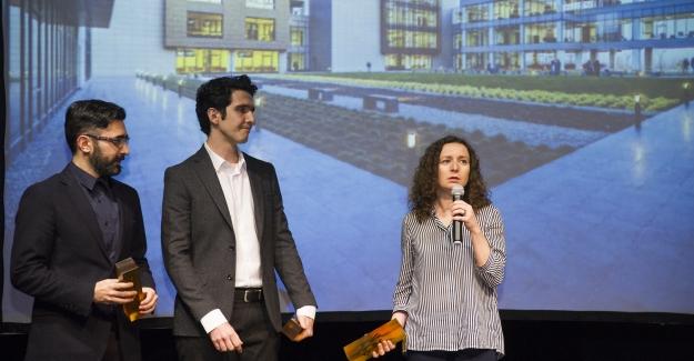 Yılın genç mimar ödülü PAB'ın oldu