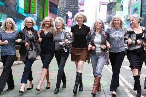 50 yaşından sonra da güzel olmak zor değil