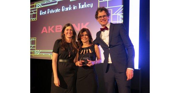 Euromoney Ödülü 9'uncu Kez Akbank'ın oldu