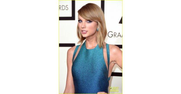 Grammy'nin Yıldızı Taylor Swift Oldu