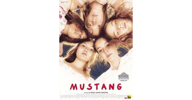 Oscar ödülü Mustang'in olsun