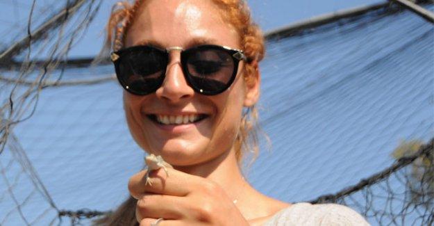 Türkiye'de Kurbağa Çiftliği Kuran Tek Kadın