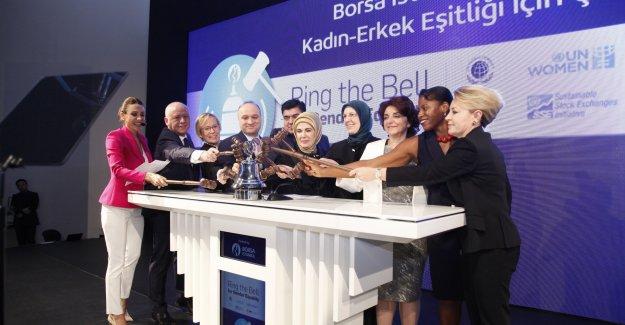 """Koç Holding CEO'su Levent Çakıroğlu; Kalkınmanın önkoşulu kadının güçlenmesidir"""""""
