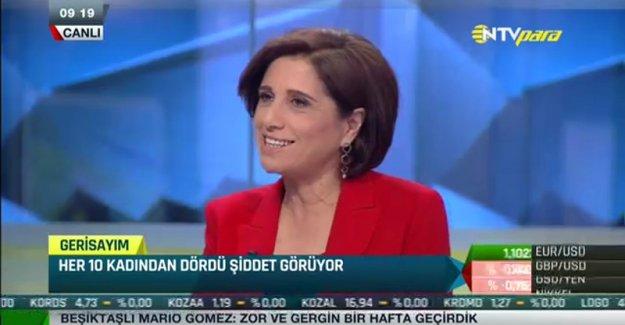 """TÜSİAD Başkanı Cansen Başaran Symes; """"Tıpkı yemek çeki gibi kreş çeki olabilir"""""""