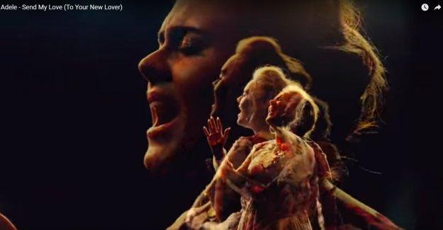 İnanılmaz Çünkü Adele Dans Ediyor