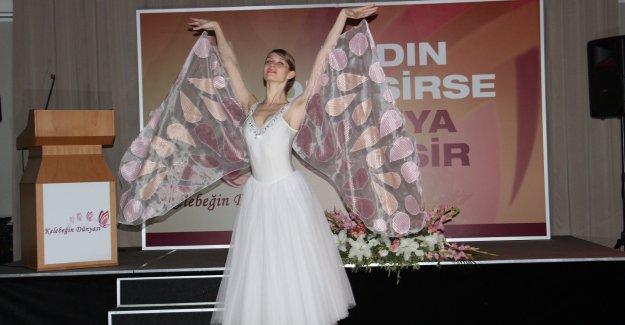 Kelebeğin Dünyası İle Kadın Değişiyor, Toplum Değişiyor