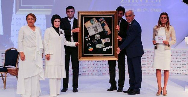 """MÜSİAD Başkanı Nail Olpak:""""Kadınlar Ekonominin İtici Gücünü Yaratacak"""""""