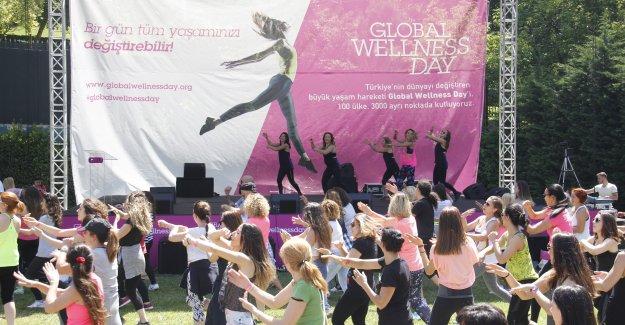 Belgin Aksoy'un Global Wellness Day'i 100 Ülkede Kutlandı