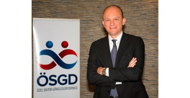 ÖSGD'nin Yeni Başkanı, Coca-Cola İçecek CEO'su Burak Başarır Oldu