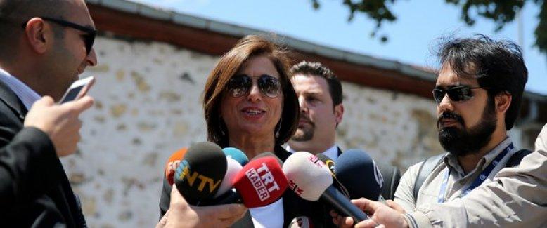 """TÜSİAD Başkanı;""""Başbakanla görüşmemiz son derece pozitifti"""""""