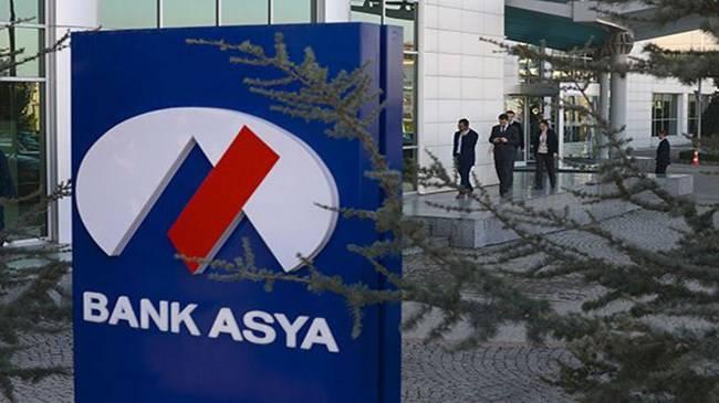 Bank Asya'nın faaliyeti durduruldu