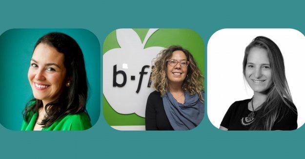 Üç kadın girişimcimiz dünyaya örnek oldu