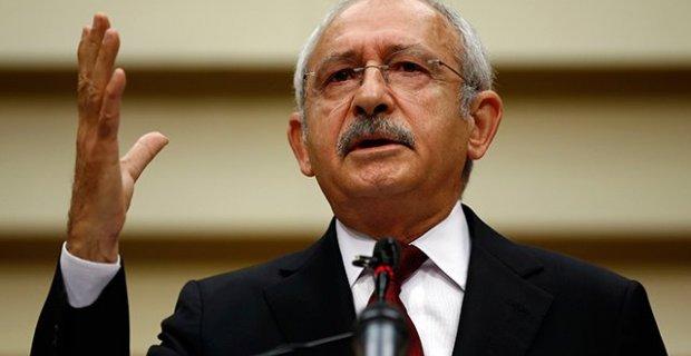 Kılıçdaroğlu'dan OHAL açıklaması