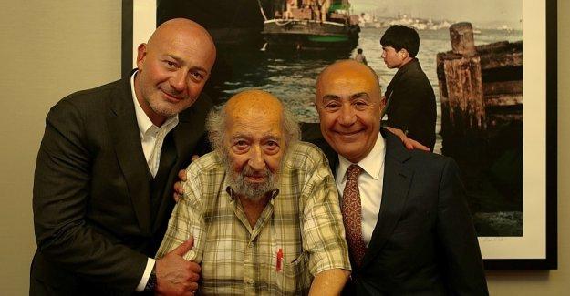 Türkiye'de bir ilk; Ara Güler için müze kuruluyor