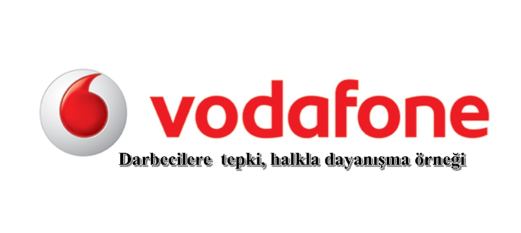 Vodafone'dan darbecilere tepki; ücretsiz 150 dakika ve internet