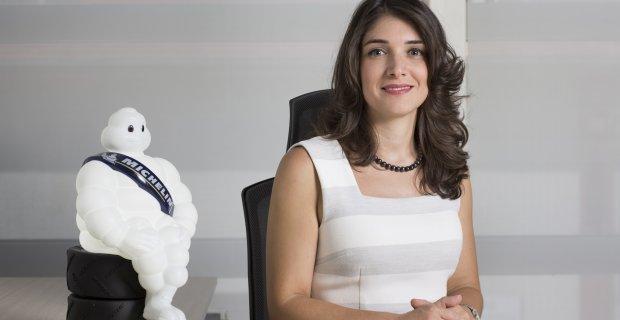 Ayşem Suner, Michelin Türkiye Pazarlama Direktörü oldu
