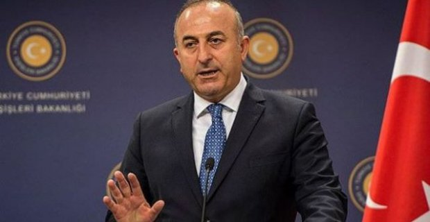"""Dışişleri Bakanı Mevlüt Çavuşoğlu;""""ABD uzatmadan bu şahsı teslim etmeli"""""""