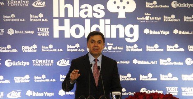 İhlas Holding CEO'su Cahit Paksoy gözaltına alındı