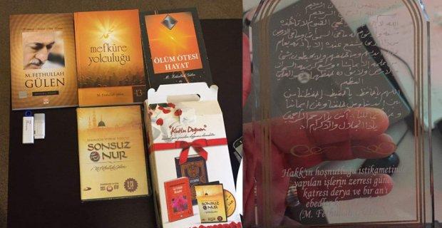 Kadir Topbaş'ın damadı Ömer Faruk Kavurmacı'nın ofisinden FETÖ kitabı çıktı