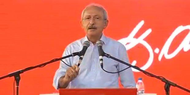 """Kılıçdaroğlu; """"FETÖ devlete sızmadı, adım adım planlı bir şekilde devlete yerleştirildiler"""""""