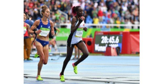 Yasemin Can, Olimpiyat finalinde koşacak