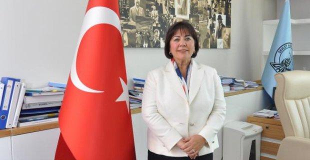 Devlet Hava Meydanları İşletmesi'nin ilk kadın genel müdürü Funda Ocak oldu