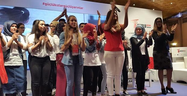 """Dünya Kız Çocukları günü mesajı:""""Güçlü kızlar, güçlü yarınlar"""""""