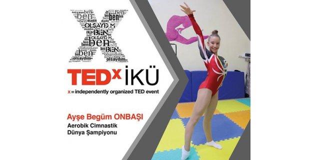 Dünya Şampiyonu Ayşe Begüm Onbaşı, TEDx'te