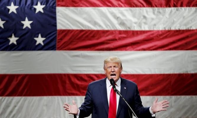 """ABD Başkanı Donald Trump;""""Çatışma değil ortaklık arayacağız"""""""