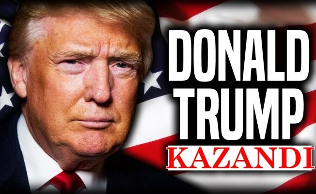 Amerika Birleşik Devletleri'nin ( 45.) Yeni Başkanı; Donald Trump