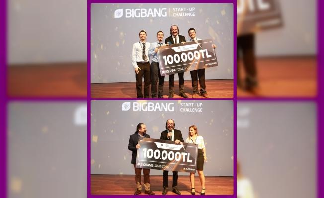 İSO'nun 200 bin TL'lik ödülünü 3Z ve Mikro-P kazandı