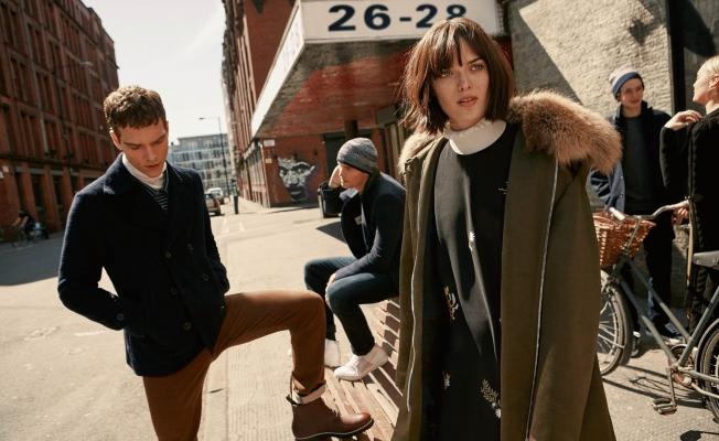 Karda kışta giyilesi mantolar, montlar