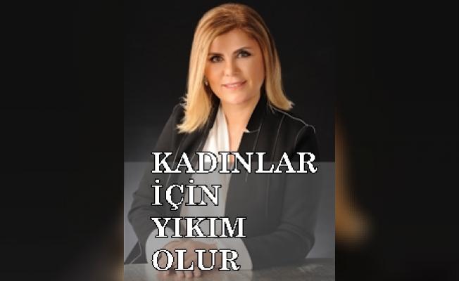 """TİKAD Başkanı Bulut,""""Yasa kadınlar için yıkım olur hükümetimizin bu yanlıştan döneceğine inancımız tam"""""""
