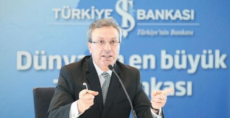Türkiye İş Bankası'nın net kârı 3,3 milyar TL