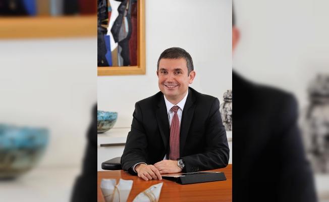 Eczacıbaşı Topluluğu CEO'su Atalay Gümrah oldu