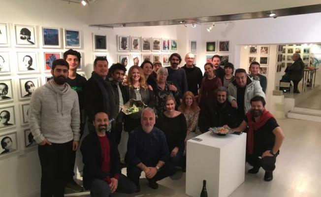 20 Türk sanatçı Paris'te 20 altın madalya kazandı