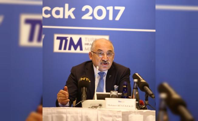 """TİM Başkanı Büyükekşi;""""Dolardaki iniş çıkış ihracatçı yararına değil"""""""