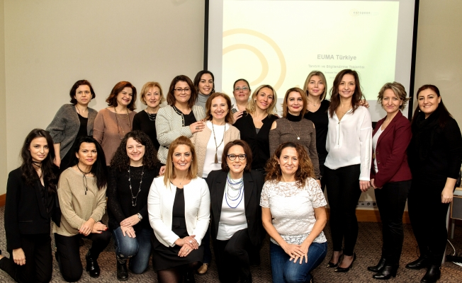 Türkiye'nin yönetici asistanları EUMA'da buluştu