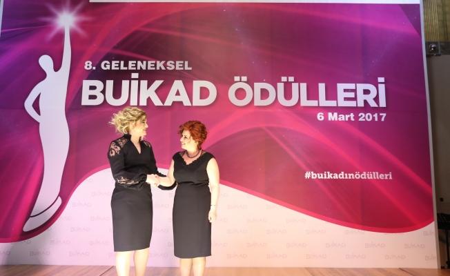 Yılın başarılı kadın yöneticisi Tülin Tezer seçildi