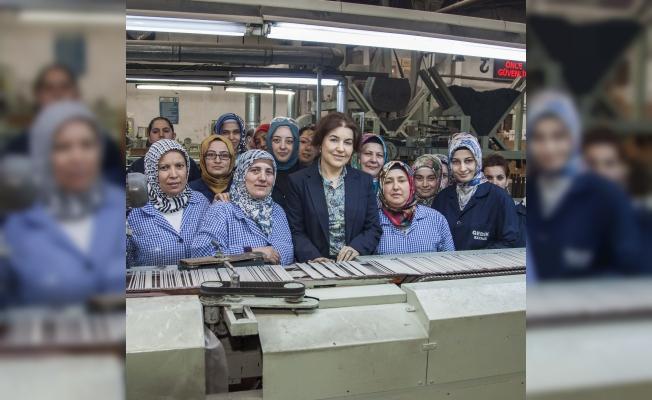 """Gedik Holding YK Bşk.Hülya Gedik;""""Kadınlarla daha güçlüyüz"""""""