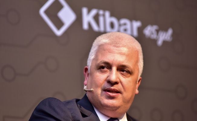 """Kibar Holding CEO'su Tamer Saka;""""Endüstri devriminde hızla ilerlemeliyiz"""""""