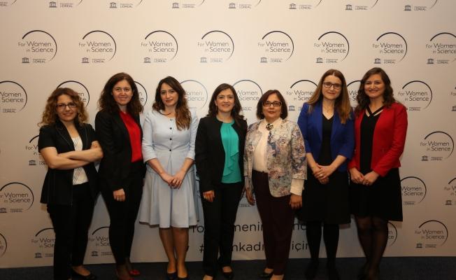 L'Oréal, 2017'nin bilim kadınlarını seçti