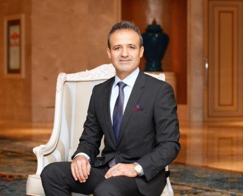 """TGSD Başkanı Şeref Fayat;""""Why Turkey? sloganı itici gücümüz olacak"""""""